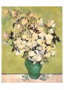 Vincent Van Gogh - Vase of Roses