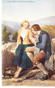 Robert Burns and Highland Mary