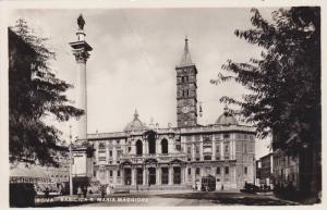 RP, Basilica S. Maria Maggiore, Roma (Lazio), Italy, 1920-1940s