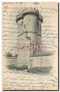 Old Postcard Beauvais La Tour Saint Lucien