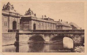 Marmorbroen, Kobenhavn, Denmark, 1910-1920s