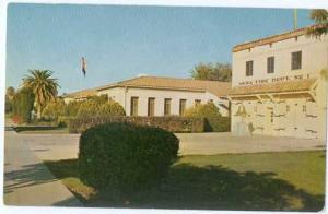City Hall & Fire Department, Mesa, Arizona , AZ, Chrome