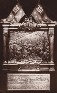 RP: HALIFAX , England , 00-10s John Cabot Plaque
