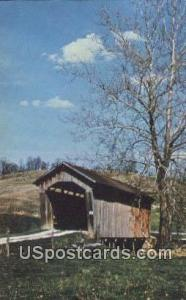 By An Old Sycamore Noble County OH Unused