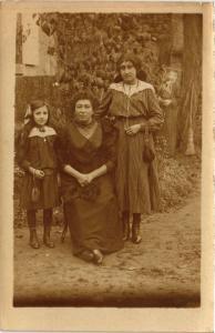 CPA La Famille (293224)