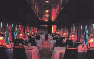 The Fremont Dinner Train,  Fremont,  Nebraska,   40-60s