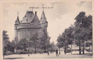 Belgium Brussels Porte De Hal