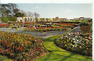 Sussex Postcard - Worthing - The Denton Gardens - Ref 8996A