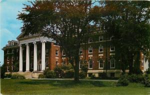 Frederick Maryland~Hood College~Coblentz Hall~1950s Postcard