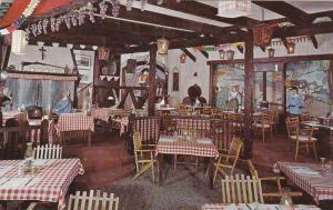 La Vielle France, Dining Room, QUEBEC CITY, Quebec, Canada, 40-60's