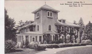 New York East View Adults Cottage #2 Loeb Memorial Home For Convalescents Alb...
