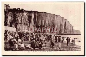 Old Postcard The Ault & # 39Heure Du Bain