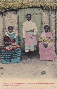 Madagascar Groupe de Betanmena
