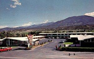 Colorado Salida Western Holiday Motor Hotel 1970
