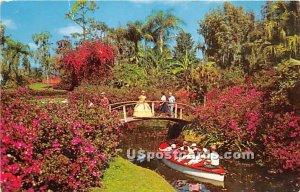 Boat Cruise - Cypress Gardens, Florida FL