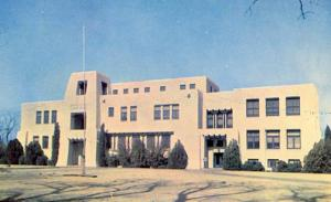 NM - Carlsbad, Eddie County Courthouse