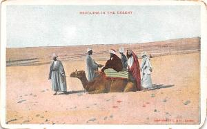 Egypt, Egypte, Africa Bedouins in the Desert  Bedouins in the Desert