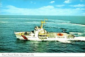 United States Coast Guard Cutter Vigorous