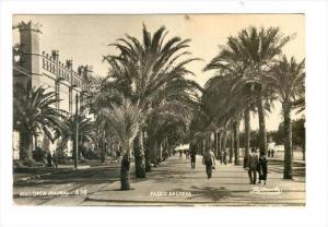RP  MALLORCA (PALMA), Paseo Sagrera, Spain, 30-40s
