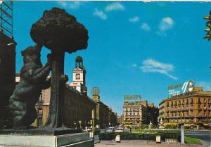 Spain Puerta del Sol Madrid