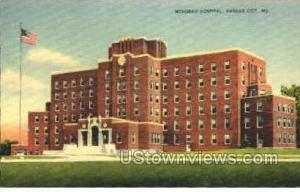 Menorah Hospital Kansas City MO Unused