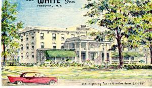 NY - Fredonia, The White Inn
