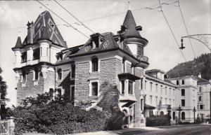 Switzerland Montreaux-Territet Institut Monte Rosa Photo
