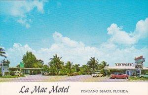 La Mac Motel And Restaurant Pompano Beach Florida