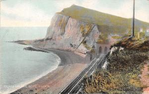 England Dover, Shakespeare Cliff, Railway Tunnel