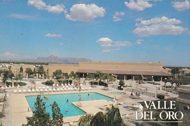 Arizona Mesa Valle Del Oro Rental RV Resort / HipPostcard