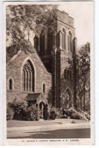 RPPC, St George's Church, Moncton NB