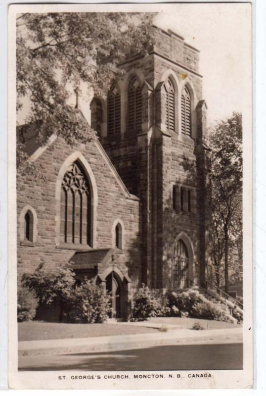 RPPC, St George's Church, Moncton NB