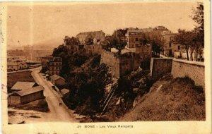CPA AK Algérie-BONE-Les Vieux Remparts (238774)