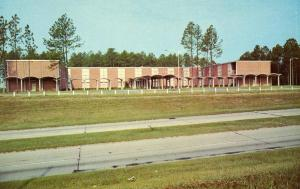 MS - Hattiesburg. University of Southern Mississippi, Hillcrest Dormitory