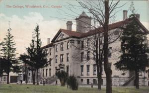 WOODSTOCK , Ontario , Canada , 00-10s ; The College