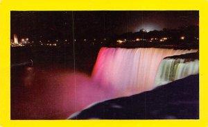 If you have bridal veil, Luna Island in the American Falls showing its myriad...