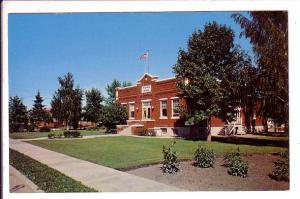Town Hall, Canora, Saskatchewan, Used 1971