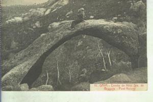 Postal 014035: Pont Natural en la ermita de Nuestra Se?ra de Brugues en Gava,...