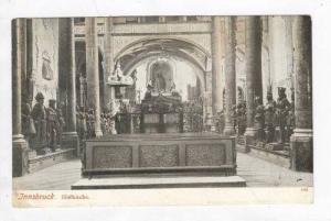 INNSBRUCK , Hofkirche, interior, Austria,  Pre-1905