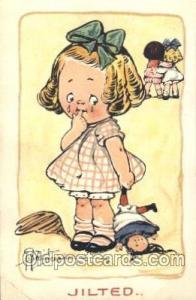 Artist Signed Grace Wiederseim / Drayton Postcard Postcards  Artist Grace Wie...