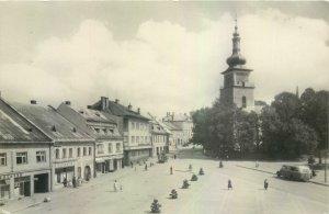 Postcard Czech Republic Nove Mesto Morave
