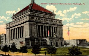 Pennsylvania Pittsburgh Soldiers and Sailors Memorial Hall