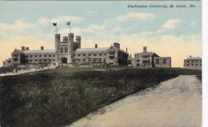 Washington University , ST LOUIS , Missouri , 00-10s