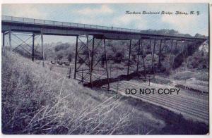 Northern Boulevard Bridge, Albany NY