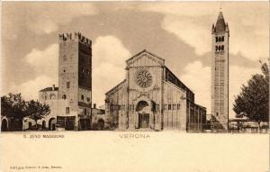 CPA VERONA S.Zeno Maggiore . ITALY (493839)
