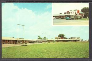 The Penn Motel,Harrisburg,PA