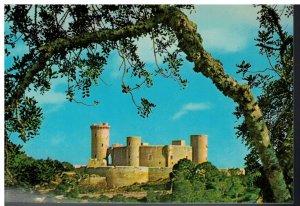 Postcard - Palma - Castillo De Beliver - Mallorca Espana Spain
