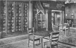 25475 NH, Hanover, College Hall, Trophy Room