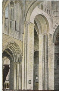Worcestershire Postcard - Lantern Tower, Pershore Abbey  2085