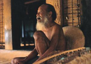 Micronesia Mister Raphael Uag Curator Of Yap Museum